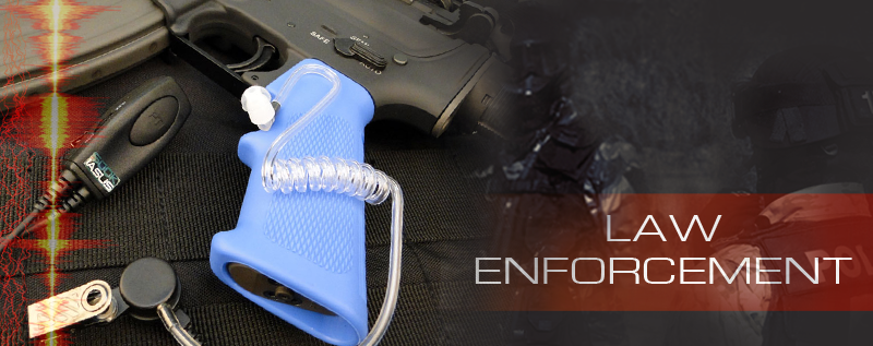 IASUS Law Enforcement Program for Police Officers, SWAT Teams, Sheriffs Department and other law enforcement agencies.