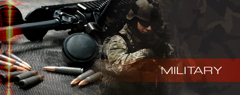IASUS Military Program for Marines, Army, Navy, Special Ops, Emergency Response Units, SWAT and Sheriff Departments