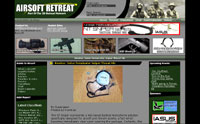 Airsoft Retreat  review on NT Sniper Throat Mic
